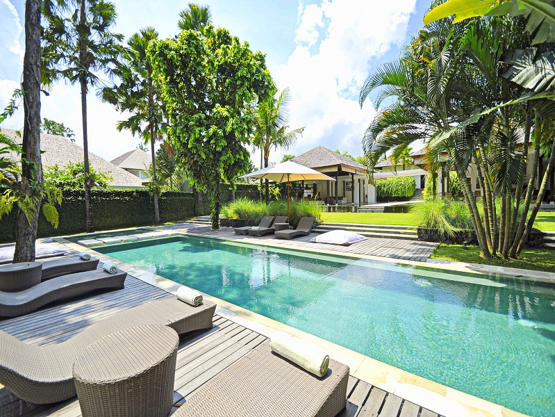 Gorgeous 5 bedroom villa in Canggu