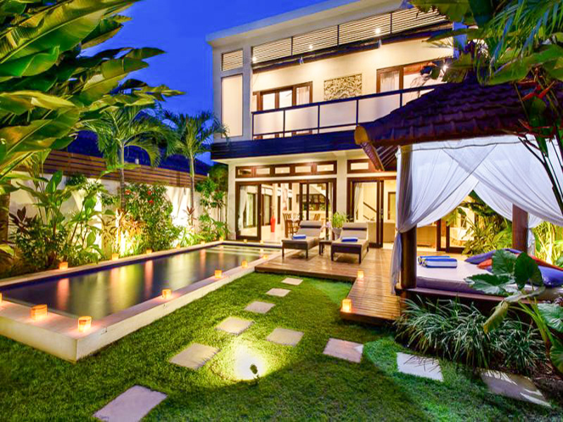 Luxurious Five Bedrooms Freehold Villa for Sale in Canggu