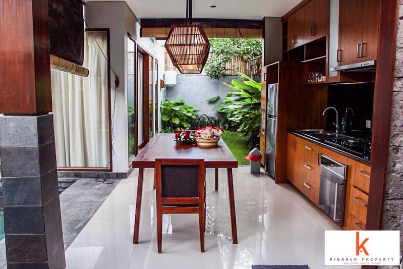 New Building Modern Villa for Sale in Canggu
