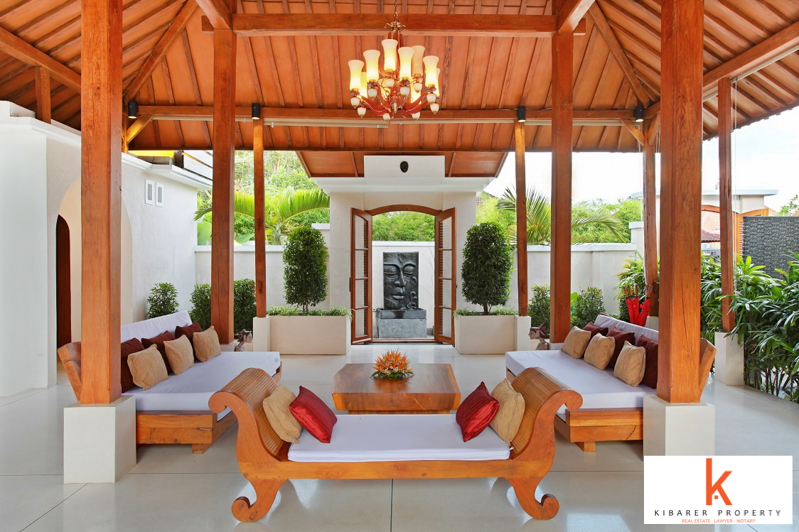 Fantastic Freehold Villa for Sale in Canggu