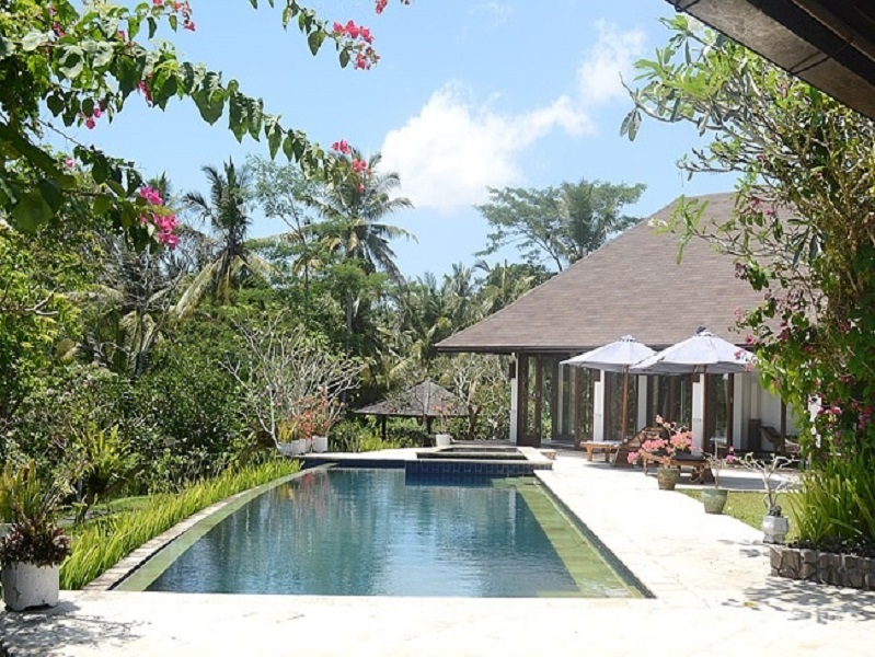 Top Location 3 Bedroom Freehold Property For Sale In Ubud