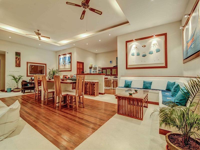 Belle villa à bail à vendre à Seminyak