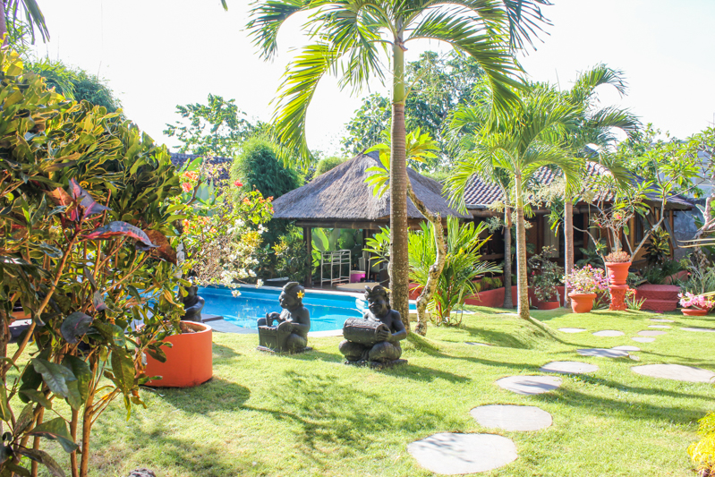 Cozy Balinese Villa for Sale in Kerobokan