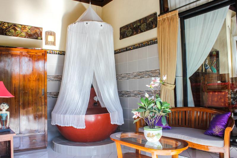 Cozy Balinese Villa for Sale in Kerobokan