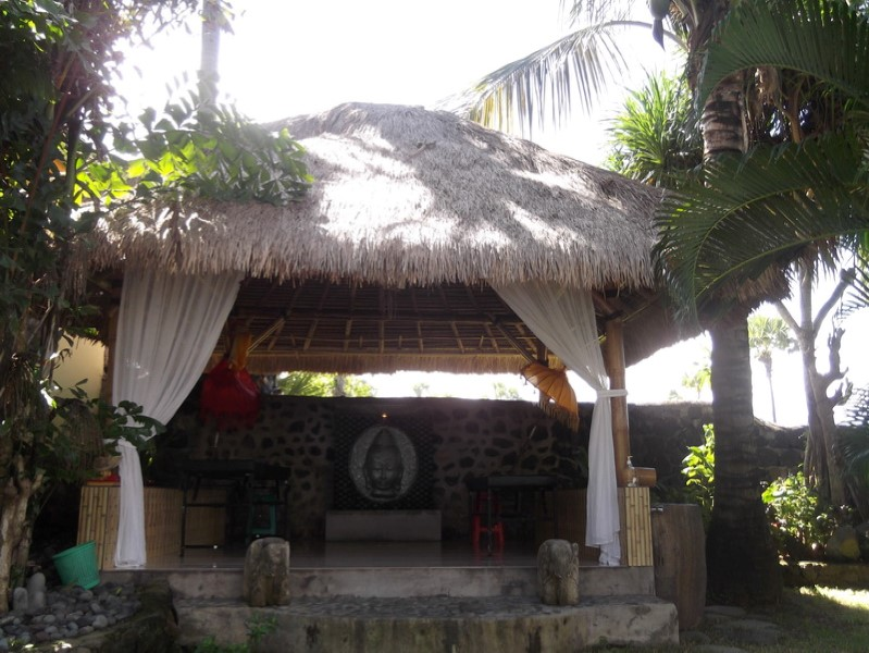 11 Bedrooms Tropical Beachfront Real Estate For Sale in Karangasem Candidasa