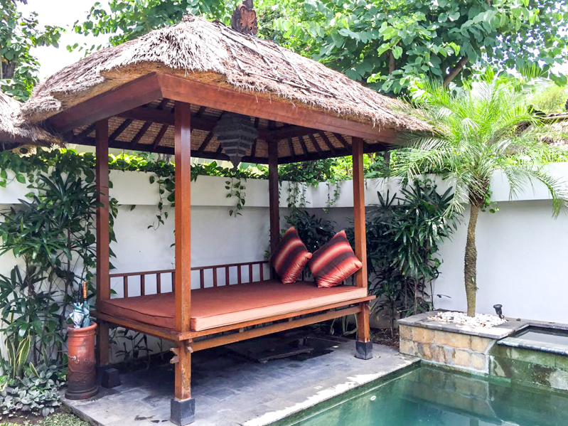 Perfect Holiday Villa à vendre dans le centre de Sanur