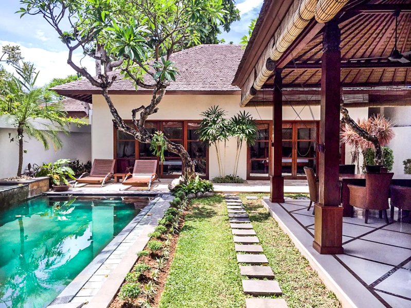 Perfect Holiday Villa for Sale in the Center of Sanur