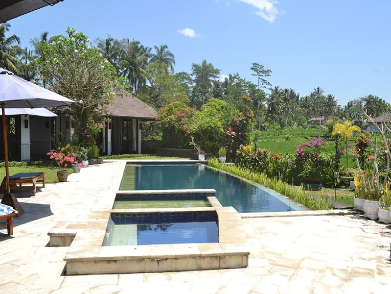 Magnificent 3 Bedrooms Freehold Real Estate With Amazing Views For Sale in Ubud