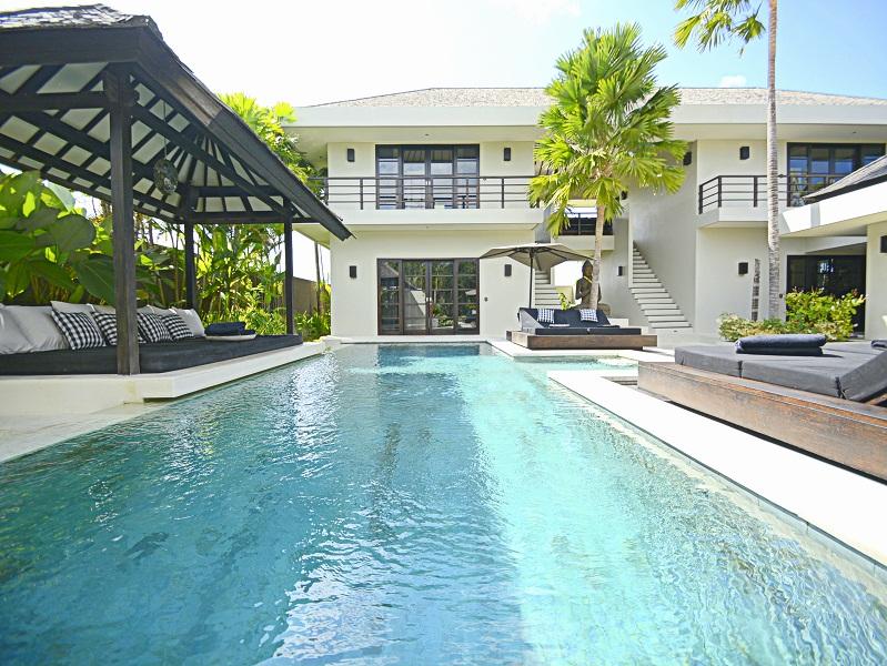Villa menakjubkan di kawasan terbaik Canggu