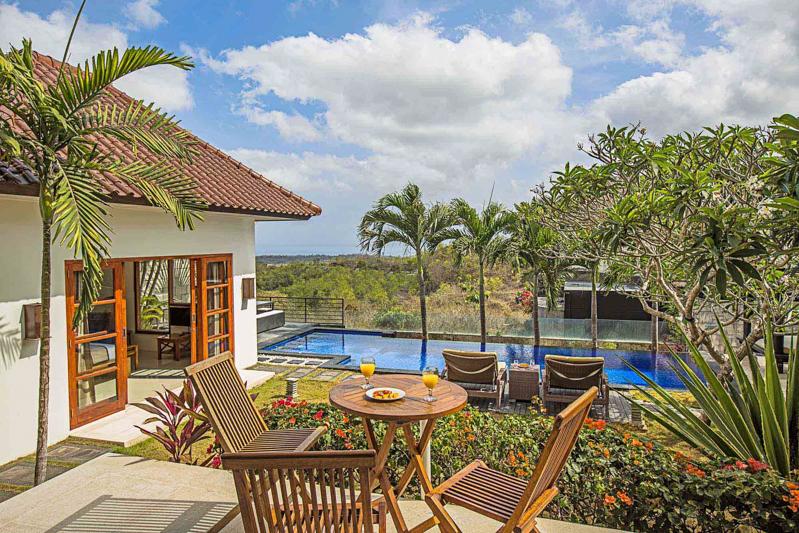 Vue imprenable Villa à Vendre à Bukit