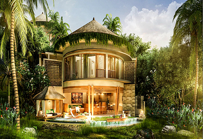 Best Private Villa Resort for Sale in Ubud