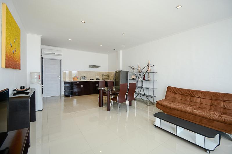 Grand appartement de 1 chambre à vendre à Canggu