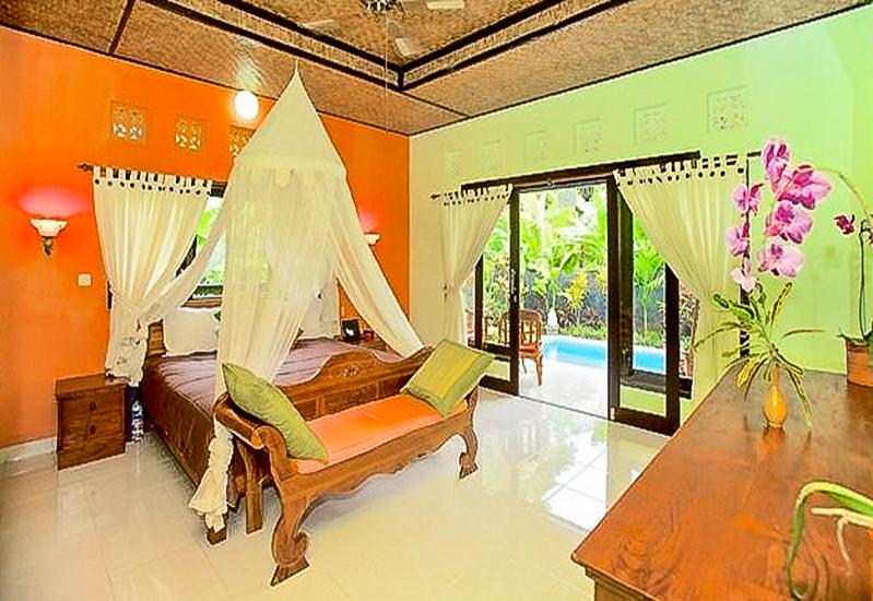 Villa paisible Freehold à vendre à Padang Bai