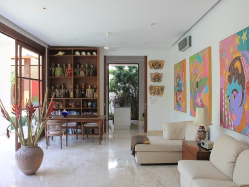 Stunning 4 Bedrooms Leasehold Real Estate For Sale In Seminyak