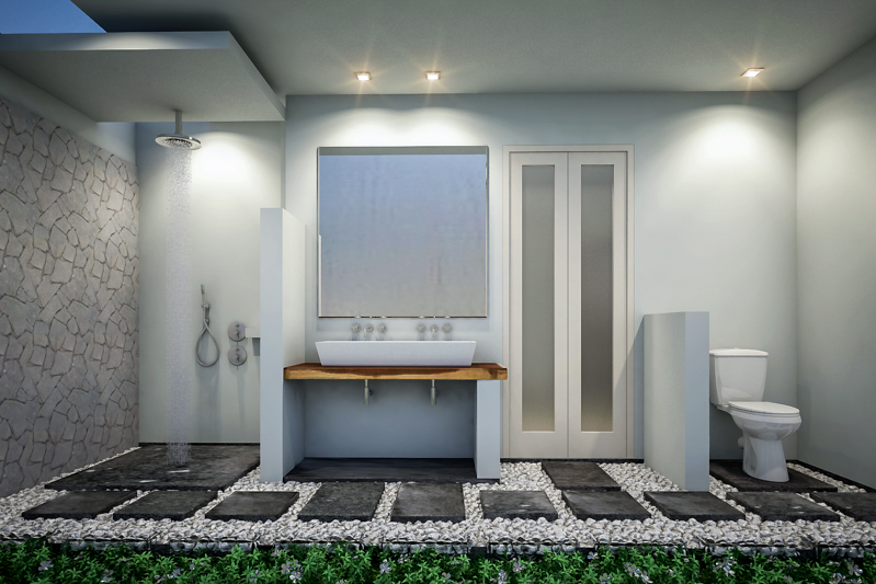 Two bedrooms off plan villa for sale in Sanur