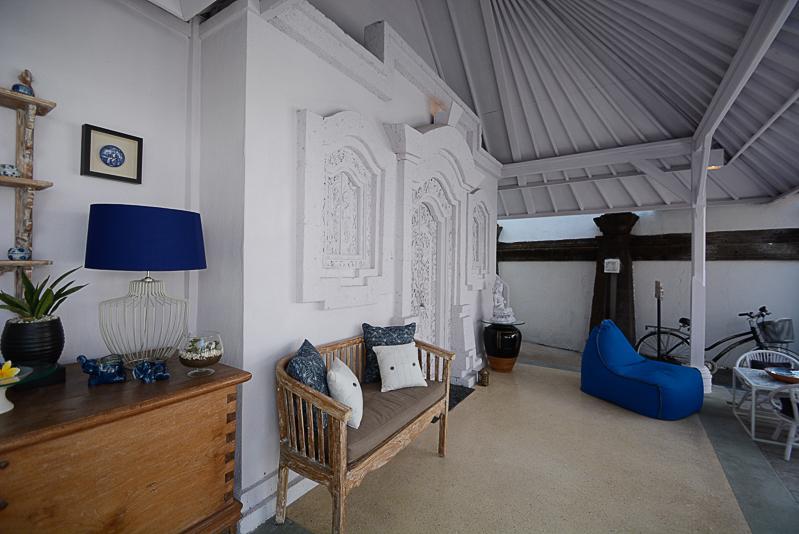 Tranquil freehold villa for sale in Kerobokan