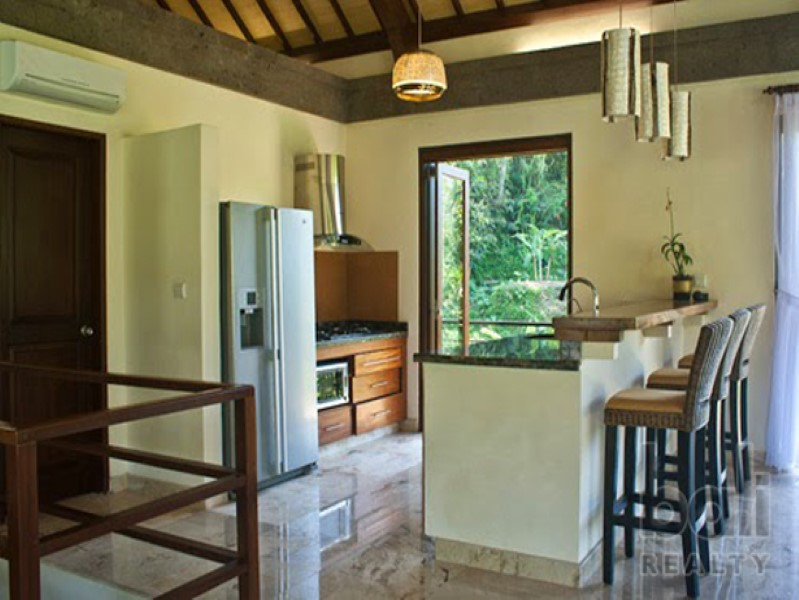 Amazing 4 Bedrooms Riverside Freehold Property in Ubud For Sale