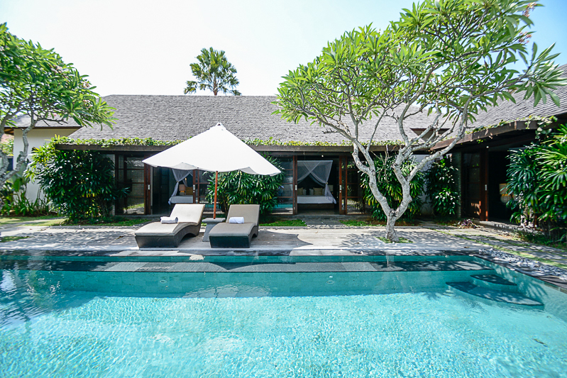 Best investment villa for sale in central Seminyak