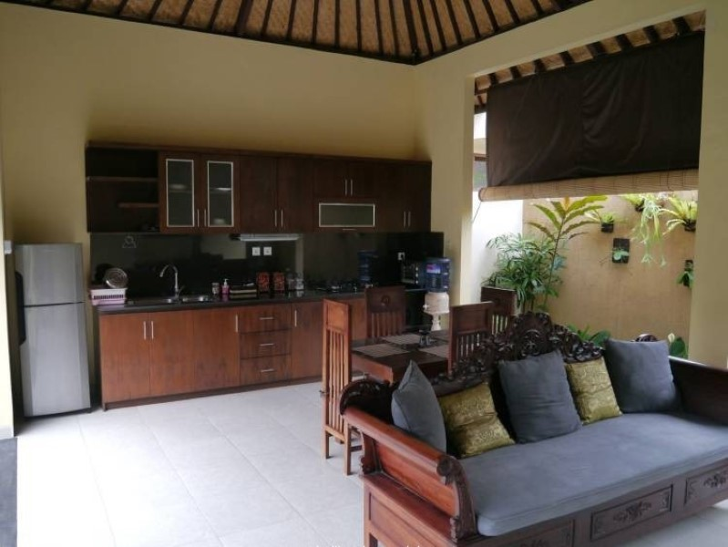 Beautiful 2 Bedrooms Leasehold Villa For Sale in Ubud