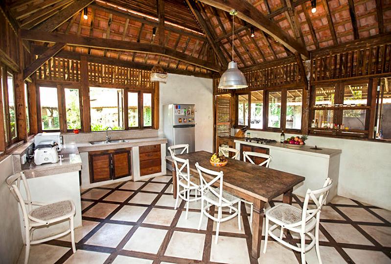 Peaceful villa on spacious land in Tabanan