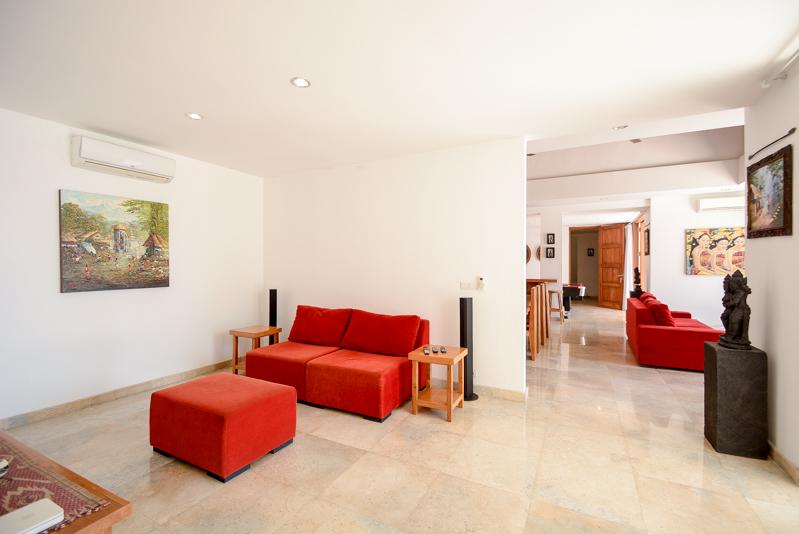 Beautiful freehold villa resort for sale in Canggu