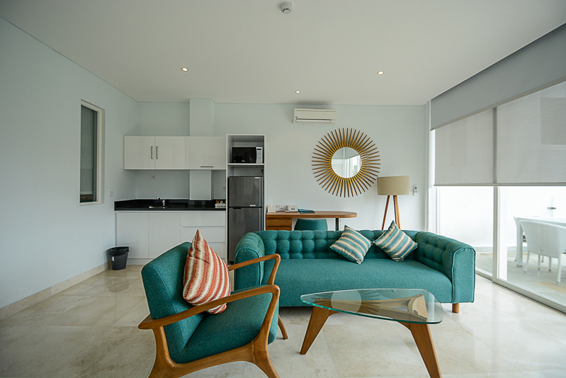 2 bedrooms apartment for sale in the heart of Seminyak
