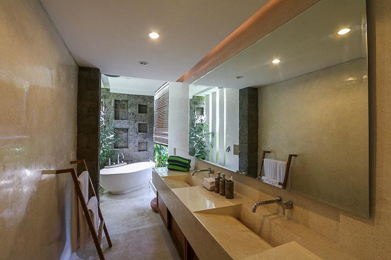 Modern 2 level freehold villa for sale in Kerobokan