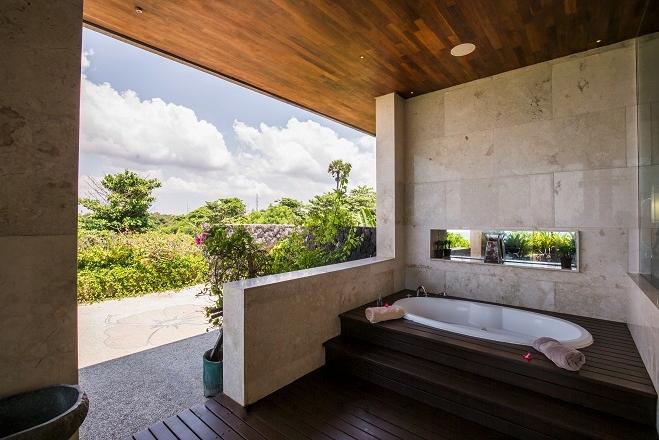 Stunning beachfront villa for sale in Ketewel