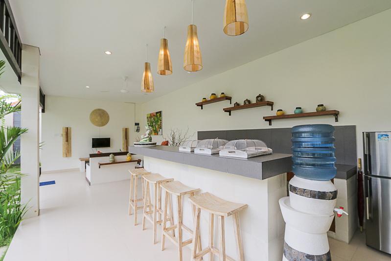 Stylish villa for sale in Kerobokan