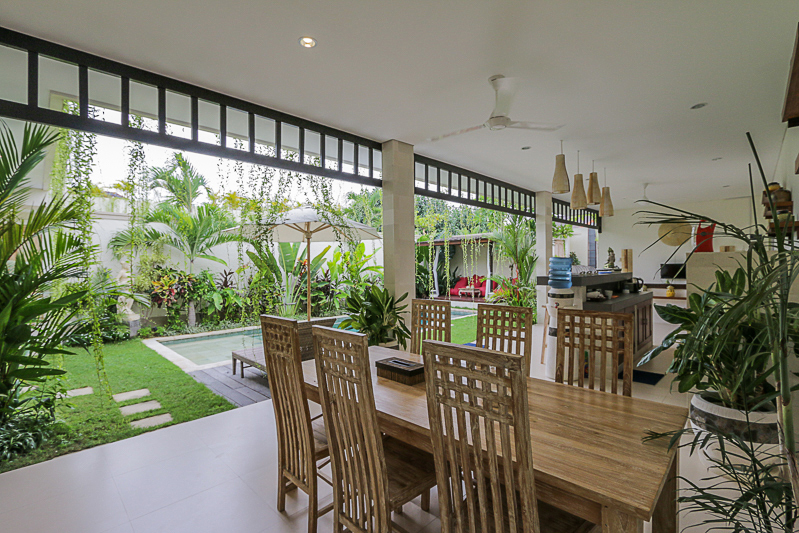 Élégante villa à vendre à Kerobokan