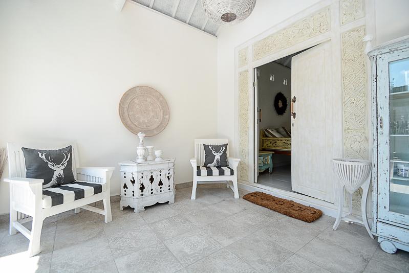 Colonial two bedrooms villa for sale in Seminyak