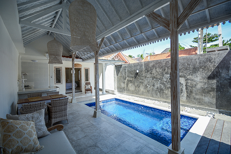 Brand new one bedroom villa for sale in the heart of Seminyak