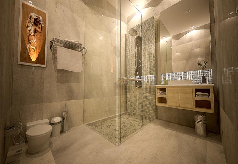 Villa nyaman proyek kompleks dijual di Kerobokan