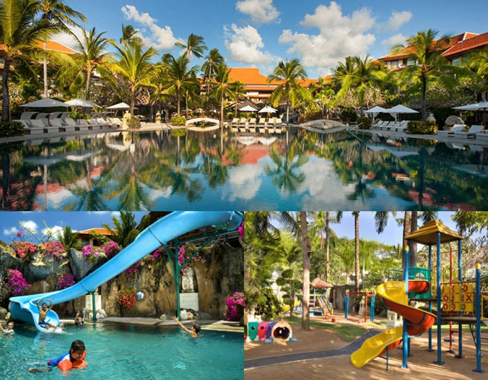Kid friendly hotels in bali for Best hotels in bali