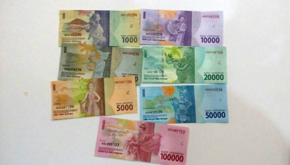 New Rupiah Notes And Coins Design