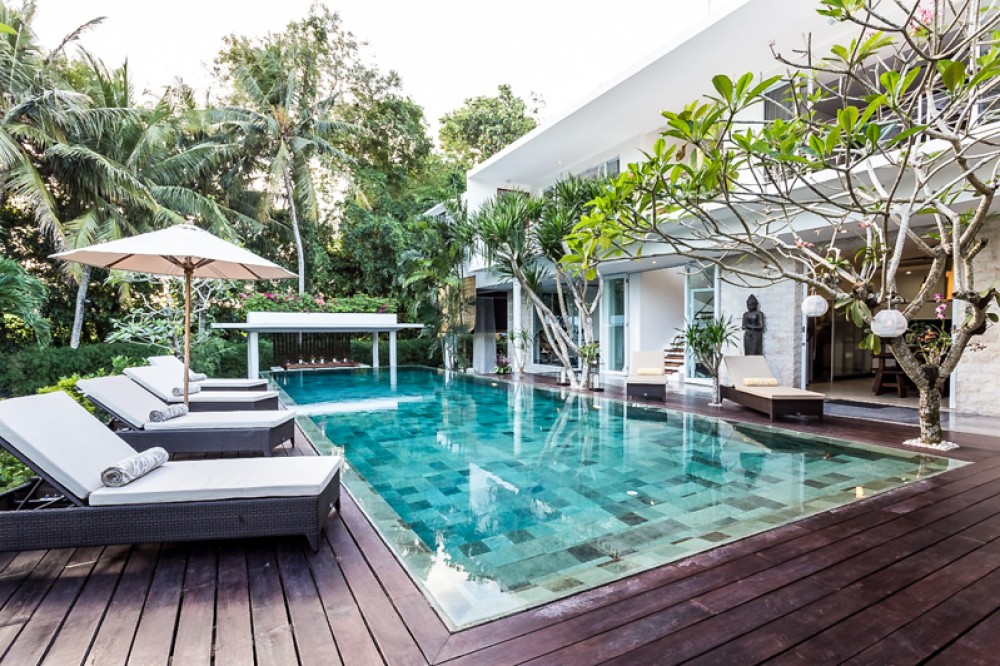 Amazing two level freehold  villa for sale in Canggu