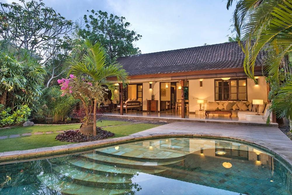 Villa Kubu Deluxe 2 Bedroom