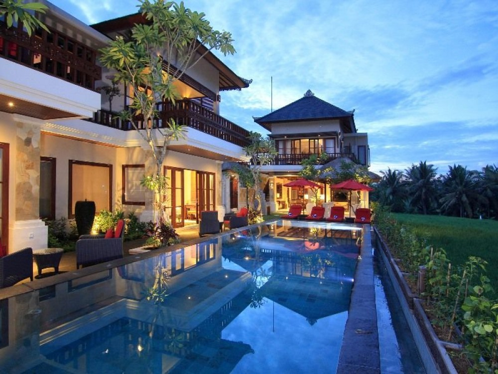Luxury Villa in a hidden paradise