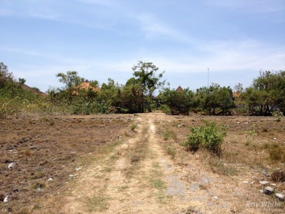 Grand potentiel locatives Land For Sale en Prime zone de Batu Belig Seminyak