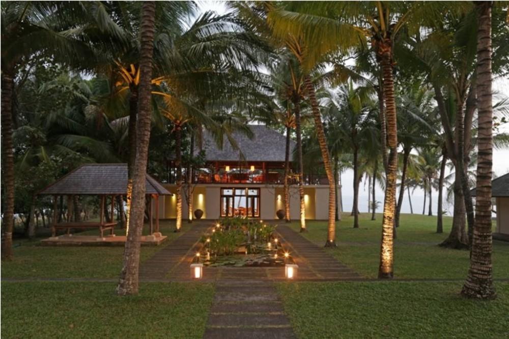 Lalang, 4 bed beachfront, Balian