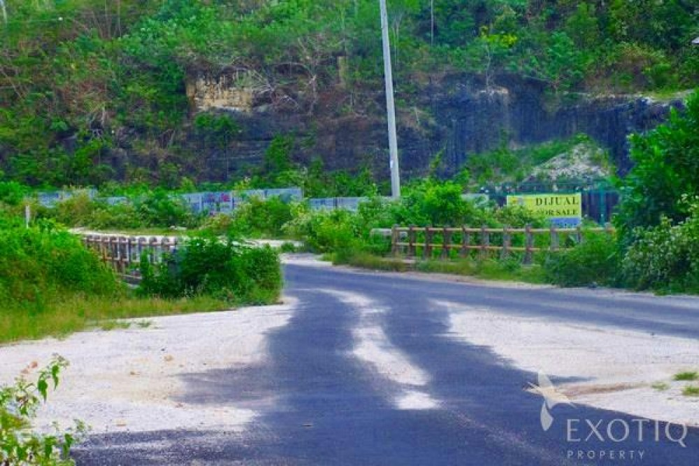 Big 52 Are Development Freehold Land For Sale in Ungasan