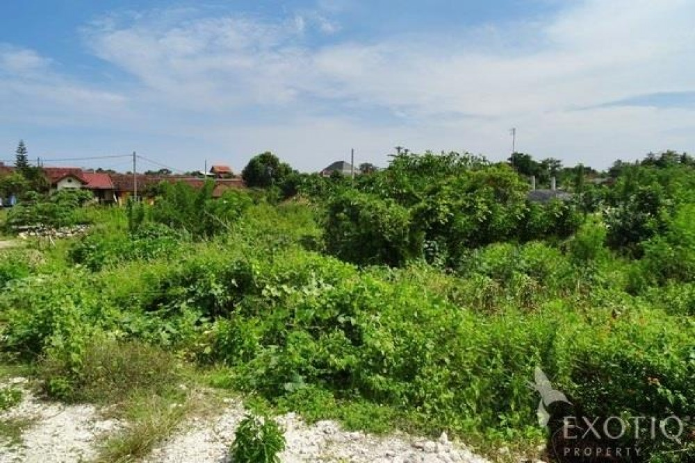 Great Residential Land In Ungasan Bukit