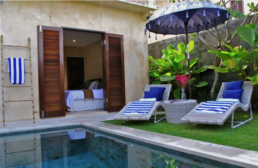 Cute 2 bedrooms Villa in Central Oberoi Seminyak