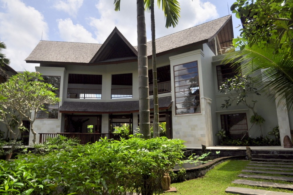 Stunning villa in Ubud for daily rent