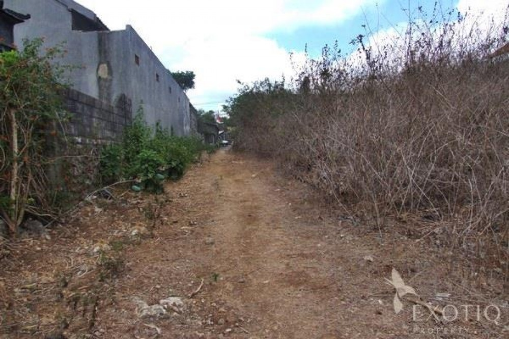 Affordable Freehold Land in Ungasan Bukit