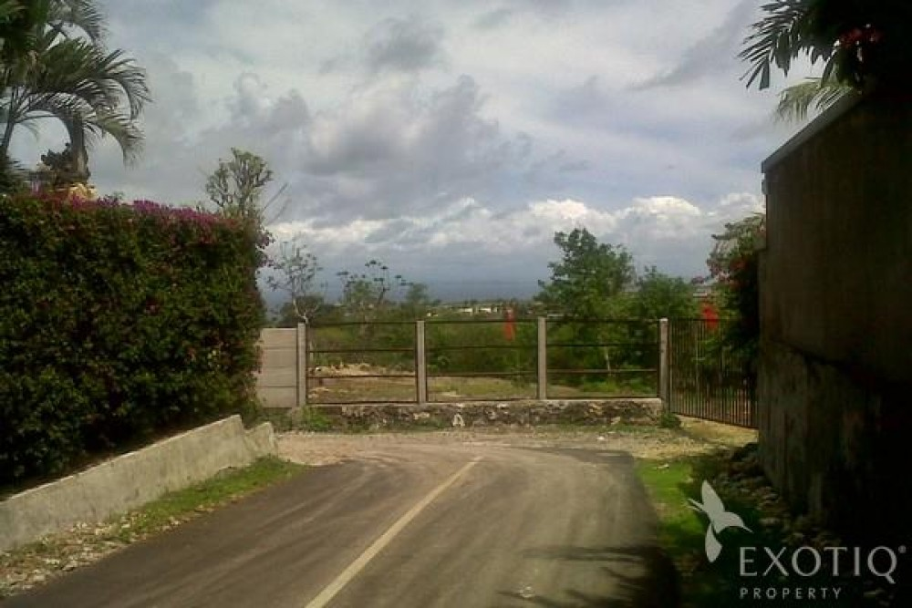 Rare Cliff-Front Freehold Development Land in Bukit