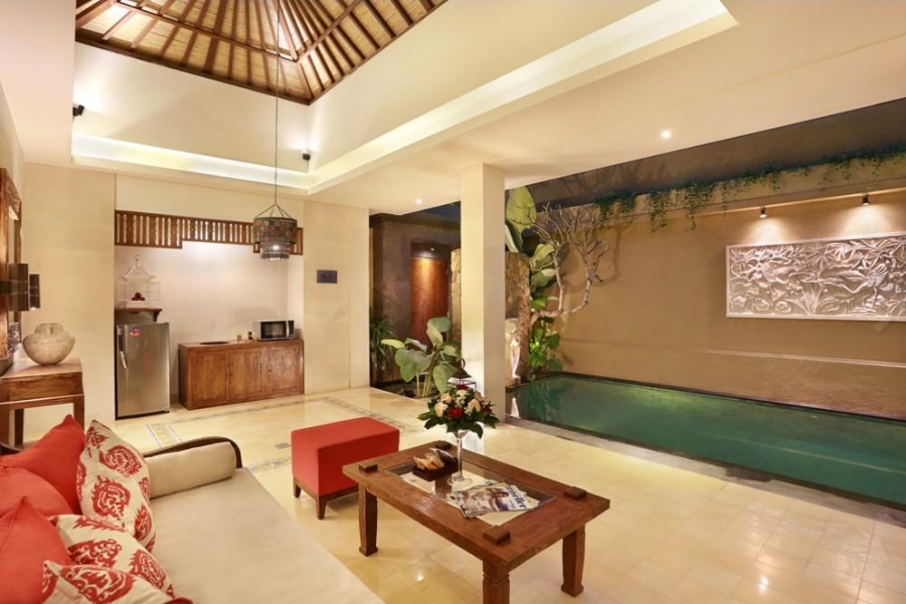 Luxurious villa in Sayan Ubud