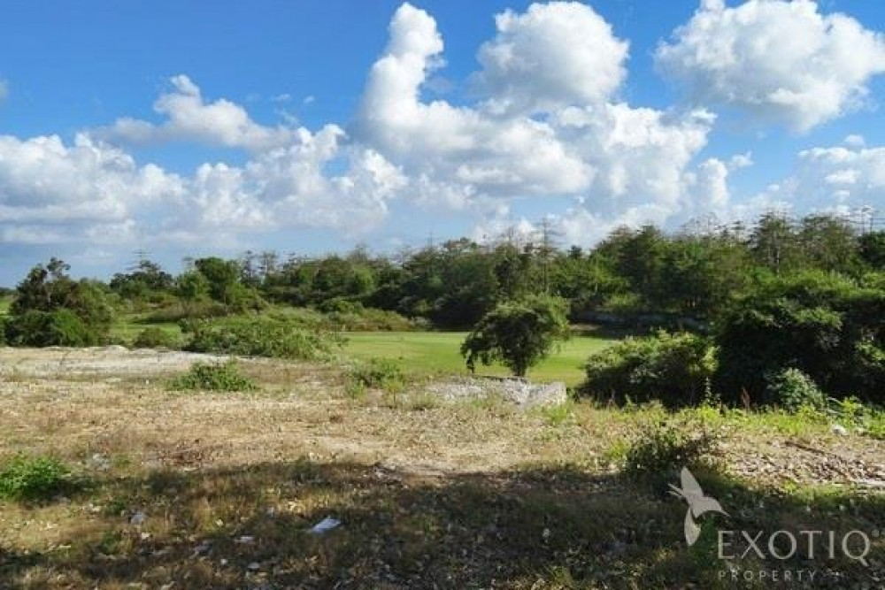 Golf Course View Freehold Land In Bukit
