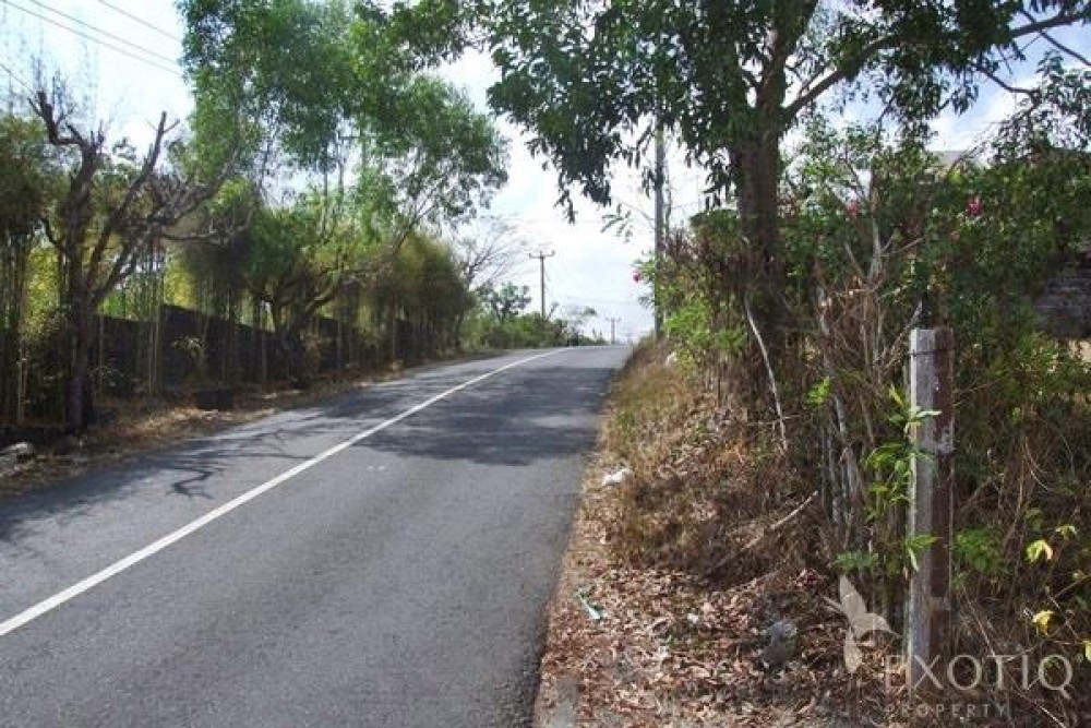 Picturesque Ocean View Freehold Land In Bukit