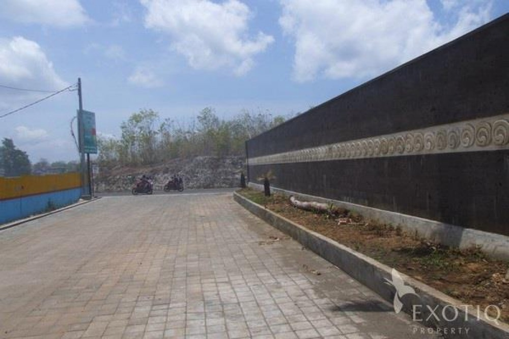 Freehold Land in a Great Location in Jimbaran